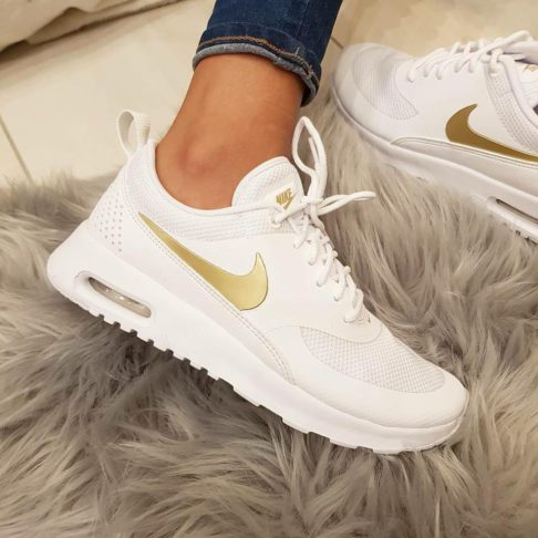 NIKE WMNS AIR MAX THEA J WEISS GOLD